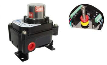 ALS300AS2 Limit Switch Box, ALS300AS2 Series Valve Monitor