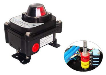 ALS300M4 Limit Switch Box, ALS300M4 Series Valve Monitor