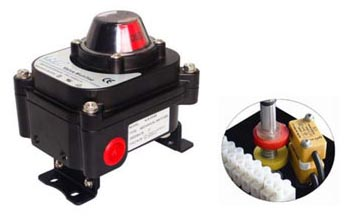 ALS300PA23 Limit Switch Box, ALS300PA23 Series Valve Monitor
