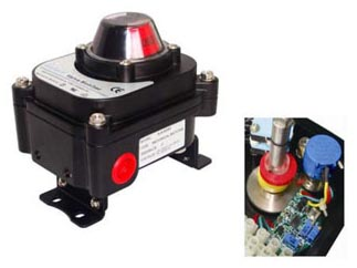 ALS300PA23F Limit Switch Box, ALS300PA23F Valve Position Transmitter Monitor