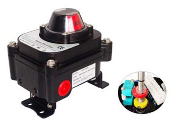 ALS300PP22 Limit Switch Box, ALS300PP22 Series Valve Monitor