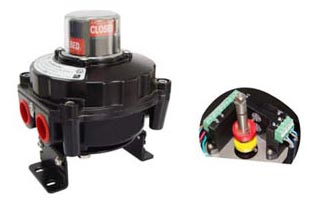 ALS400AS2 Limit Switch Box, ALS400AS2 Series Valve Monitor