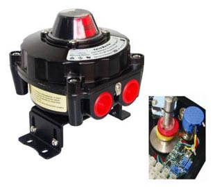 ALS400M2F Limit Switch Box, ALS400M2F Valve Position Transmitter Monitor