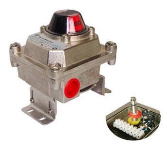 ALS600M2 Stainless Steel Limit Switch Box, ALS600M2 Stainless Steel Valve Monitor