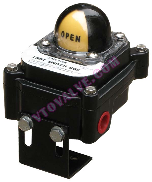 BAPL310N Limit Switch Box / Valve Position Monitor