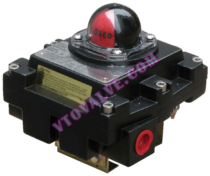 BAPL410N Limit Switch Box / Valve Position Monitor
