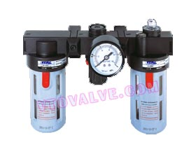 BC2000,BC3000,BC4000 F.R.L combination (Filter Regulator Lubricator Combination)
