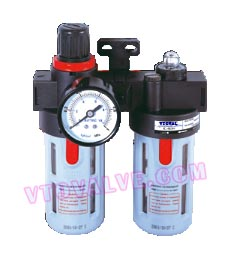BFC2000,BFC3000,BFC4000 F.R.L combination (Filter Regulator Lubricator Combination)