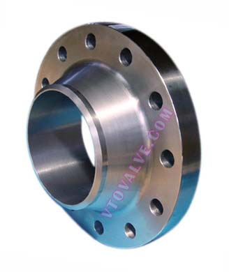 DIN welding neck flanges