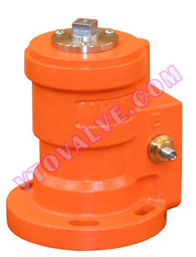 BRM Series Helical Hydraulic Actuators