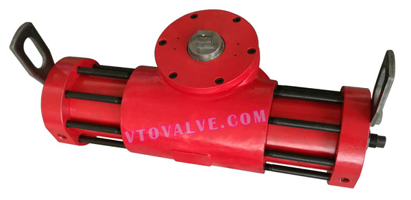 HA100~HA125 - HA Series Miniature Rotary Hydraulic Actuator