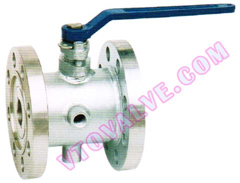 Jacket Ball Valves