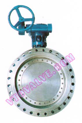 Flanged Tri-eccentric Butterfly Valves (1)