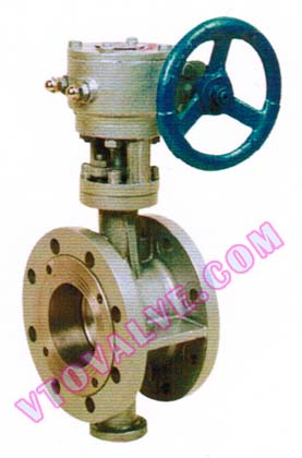 Flanged Tri-eccentric Butterfly Valves (2)