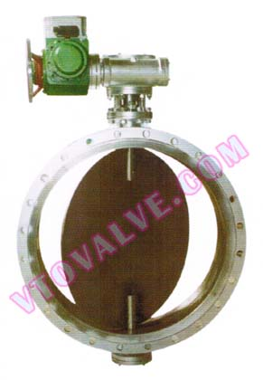 Ventilated Butterfly Valves