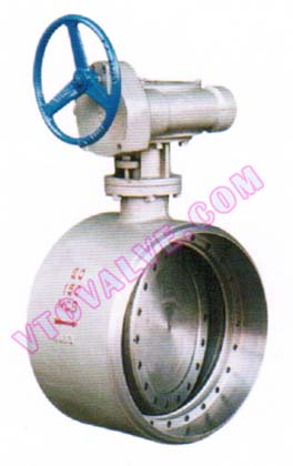 Welded Tri-eccentric Butterfly Valves