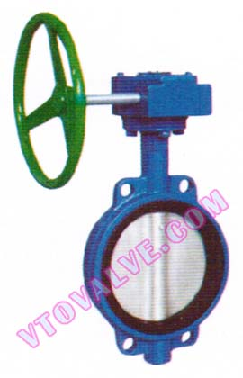 Wafer Soft Seal Butterfly Valves (1)