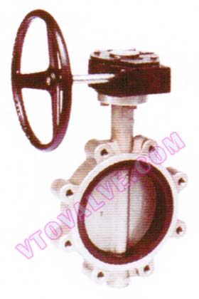 Wafer Soft Seal Butterfly Valves (2)