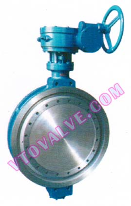 Wafer Tri-eccentric Butterfly Valves (1)