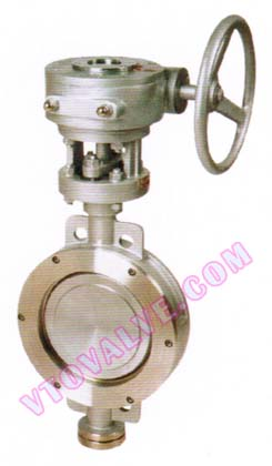 Wafer Tri-eccentric Butterfly Valves (2)