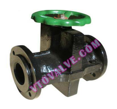 Cast Iron Pinch Valves