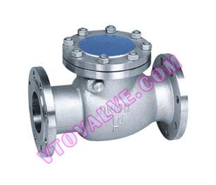 H44 Flanged Swing Check Valves