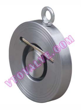 H74 Wafer Check Valves (2)