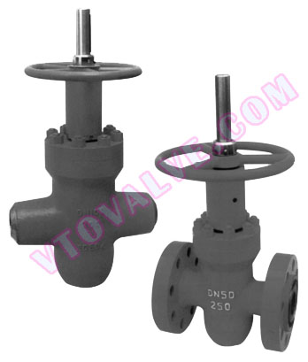 High Pressure Flat Gate Valves (Slab Gate Valves)