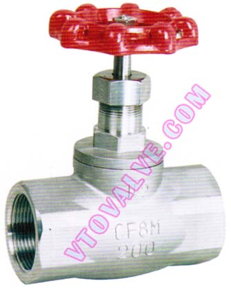 B Type Stainless Steel Globe Valves