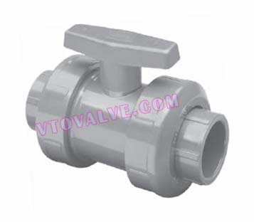 PVC,PVDF,RPP Socket Welding Ball Valves