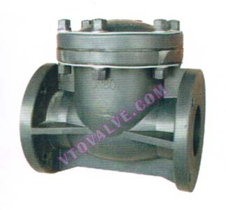 PVC,PVDF,RPP Swing Check Valves