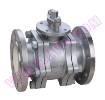 3PC Flanged Ball Valves (3)