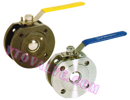 Thin Type Italy Ball Valves
