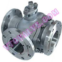 3-Way Flanged Ball Valves (1)
