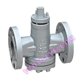 Inverted Pressure Balance Lubricated Plug Valve According to ANSI