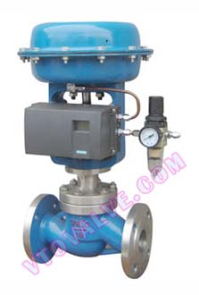 ZJHP Miniature Pneumatic Single Seat Control Valves